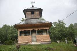 Bisericuta din Nucu