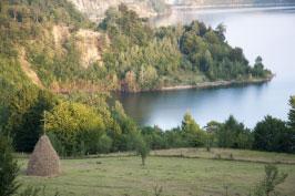 Lacul de acumulare Siriu