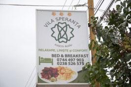 Bufet bar Speranta